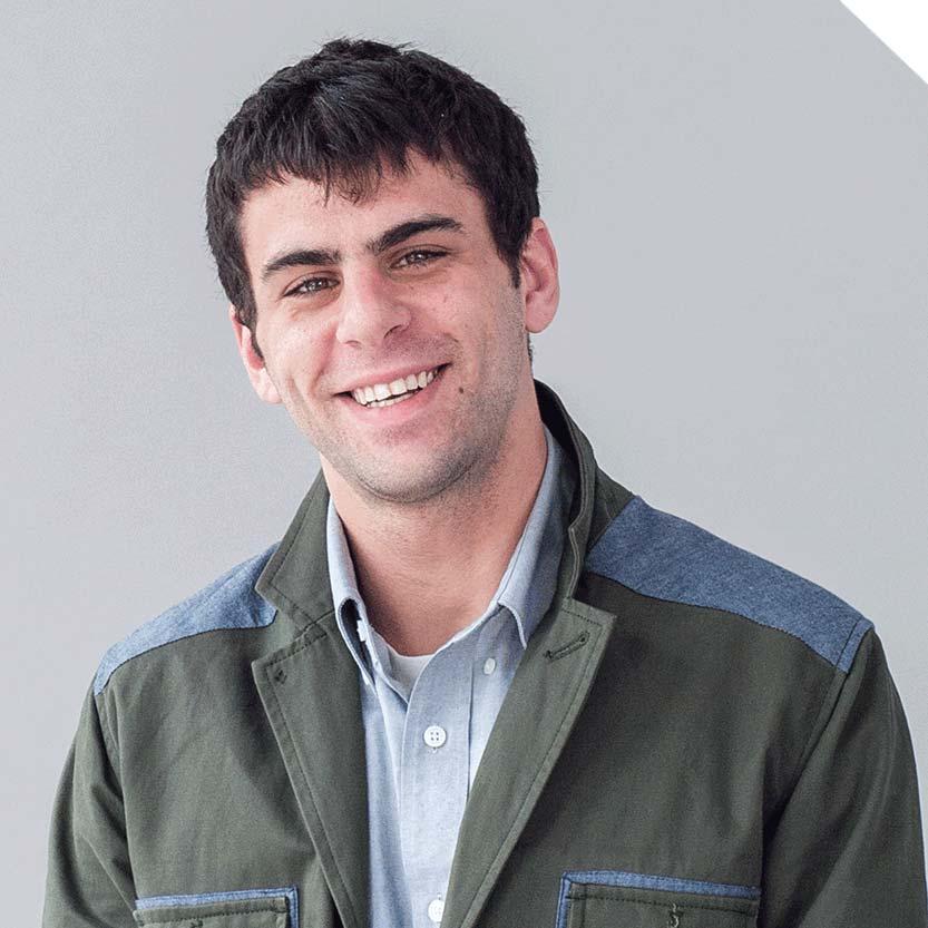 Photo of Michael Dectis, Lead Digital Analyst
