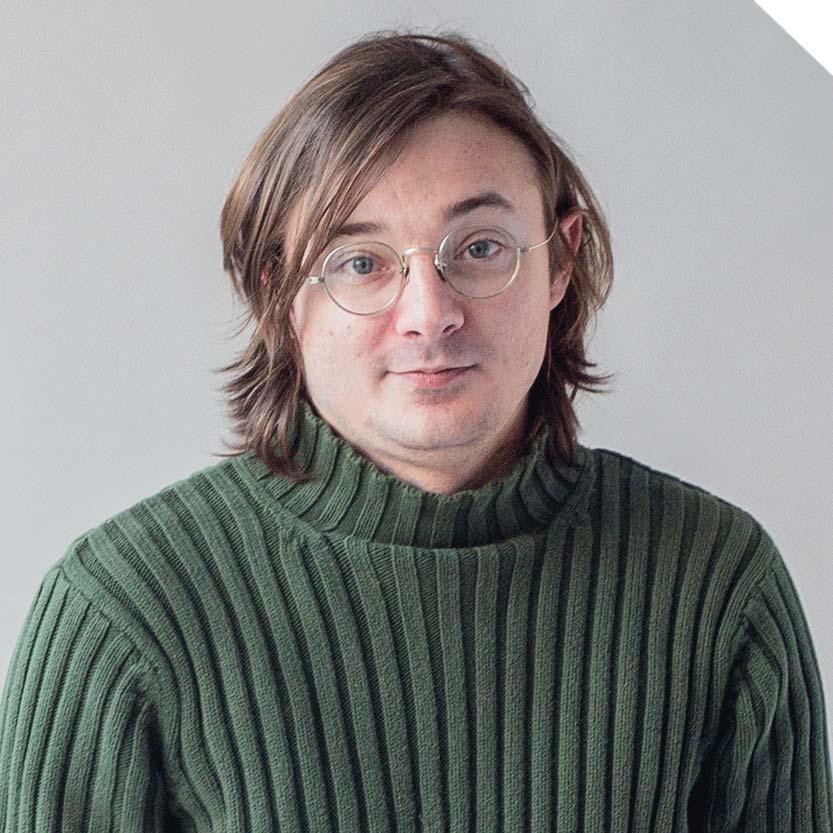 Photo of Jeffrey Heinbach, Copywriter
