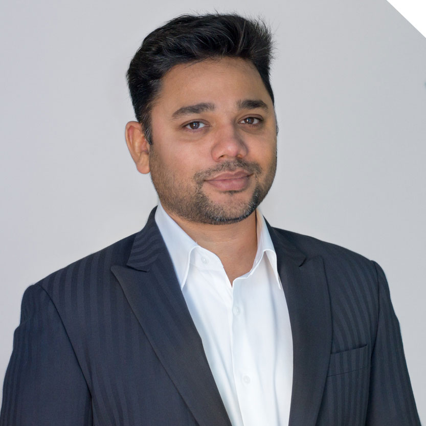 Photo of Prateek Chandra, COO / Principal