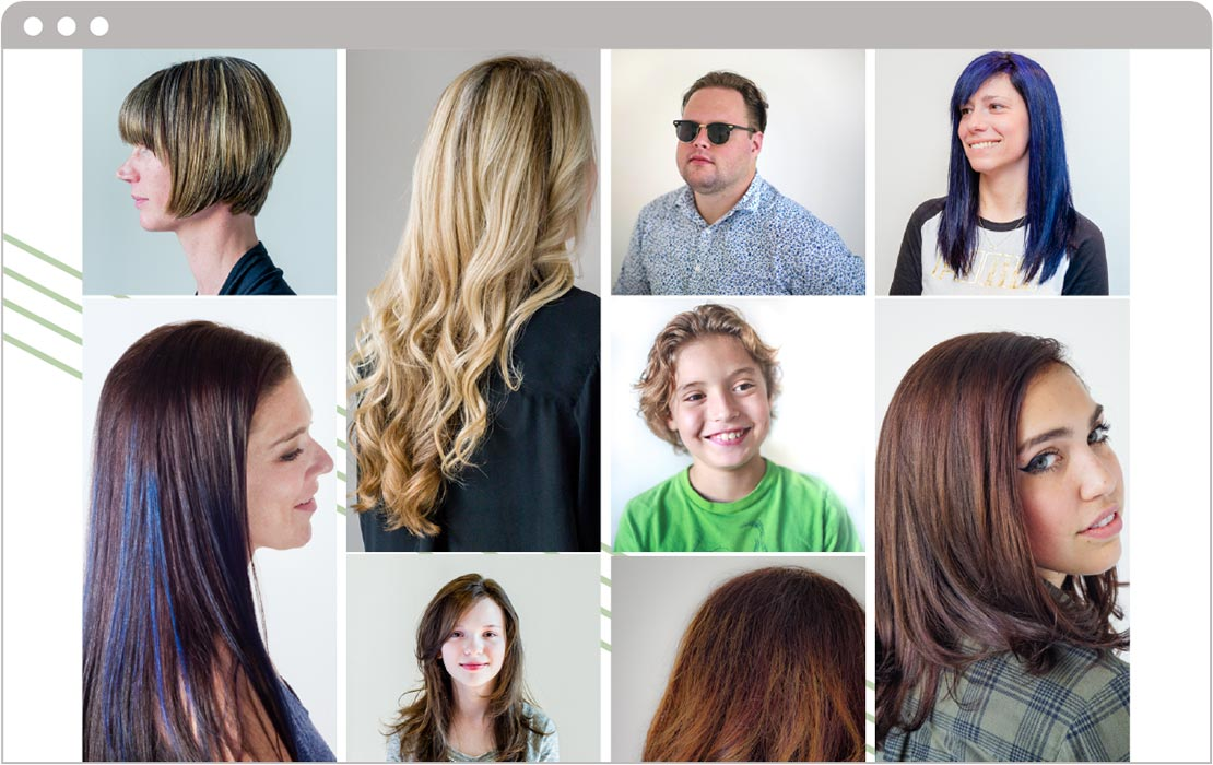 Hair Salon Portfolio