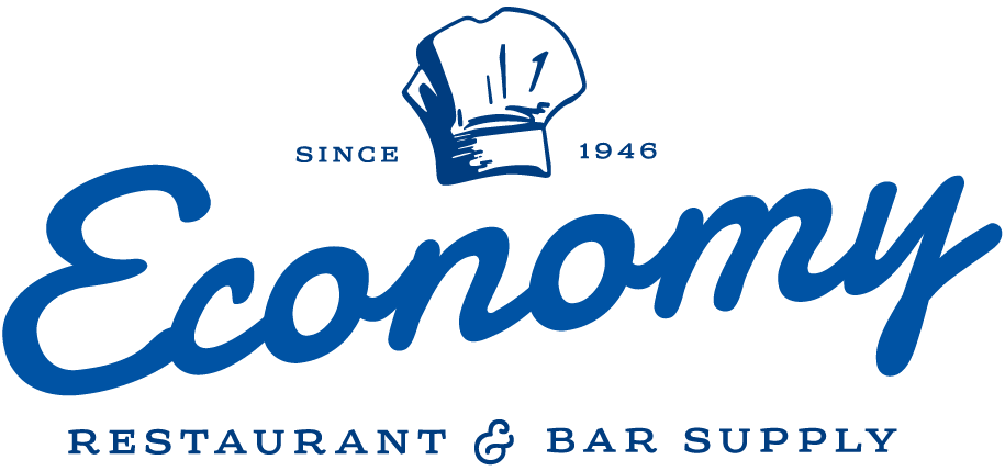 Economy Restaurant & Bar Supply Logo