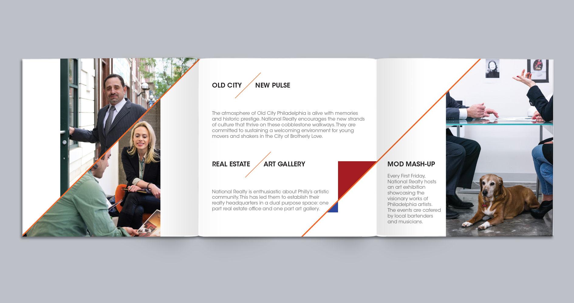 Branding and Design Tri-Fold