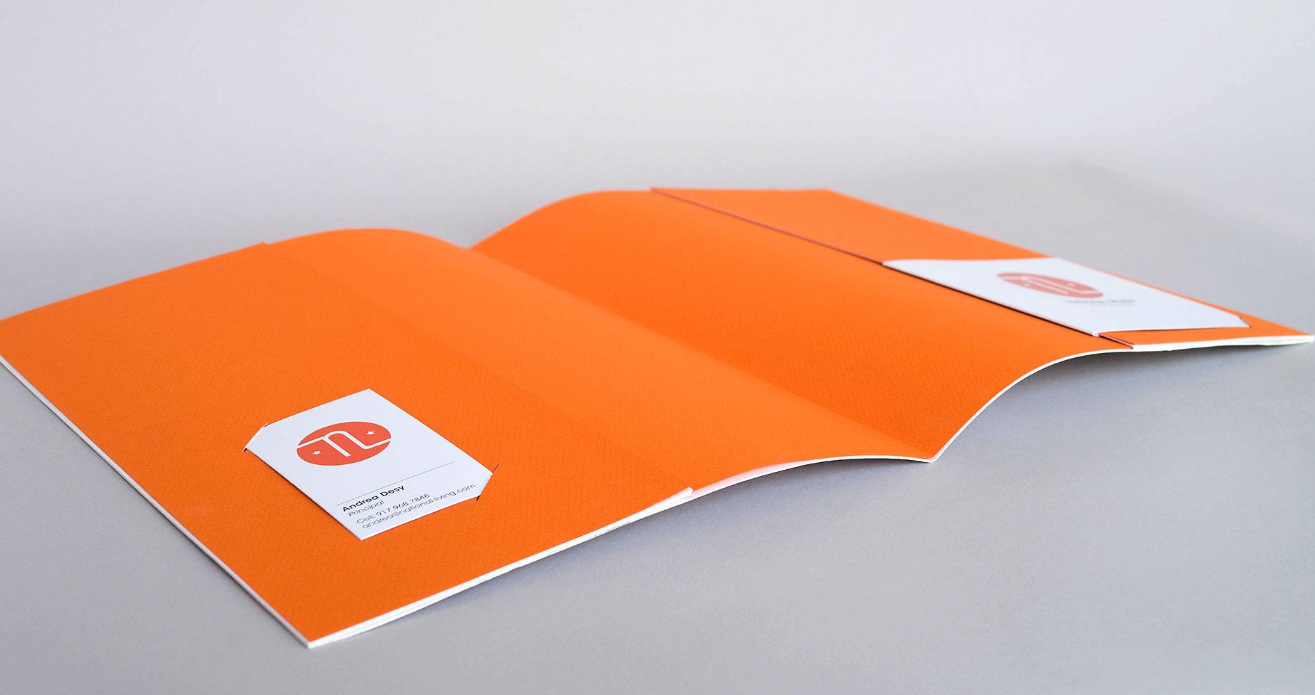 National Realty Print Design