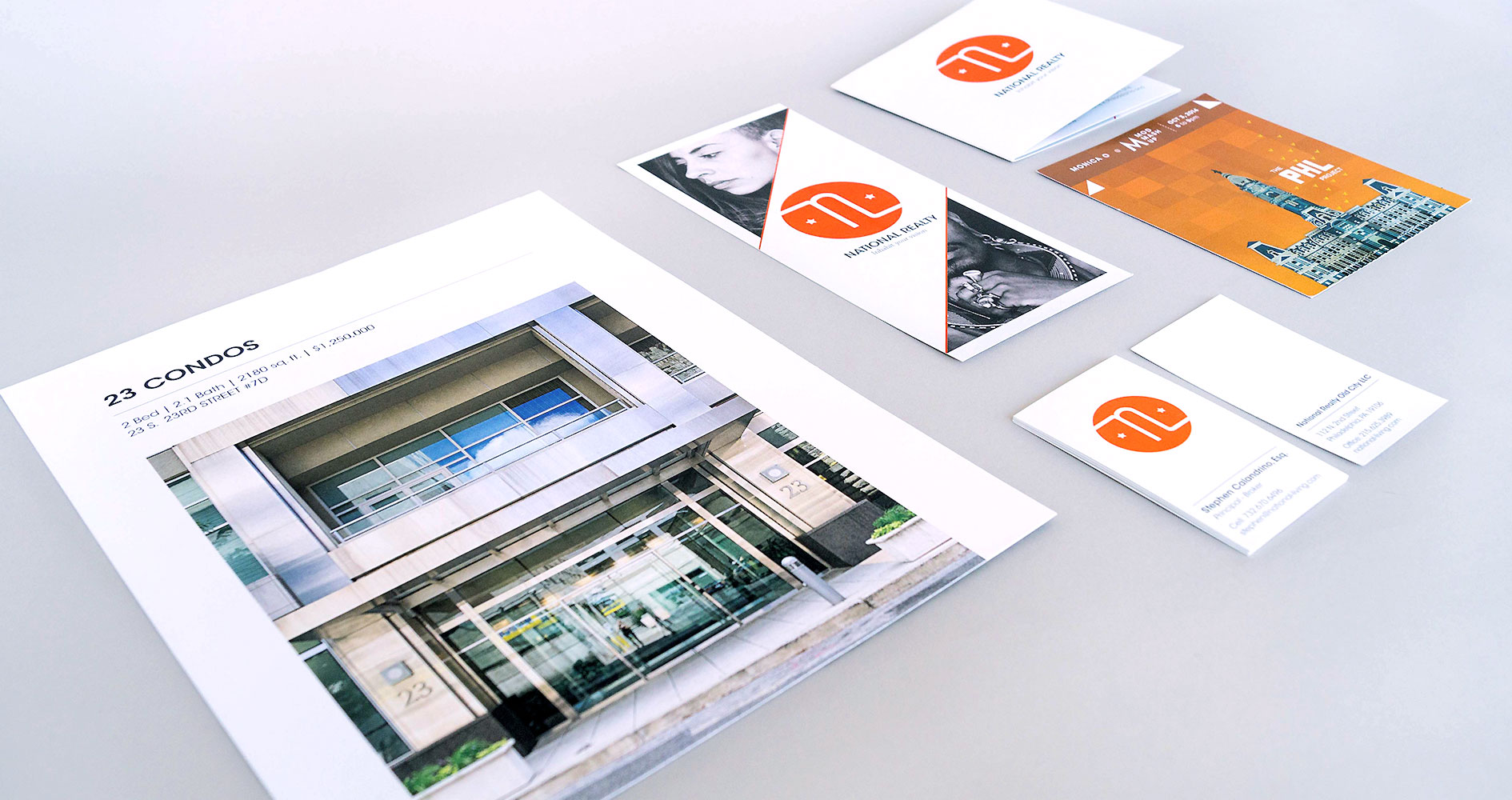 Real Estate Design and Branding